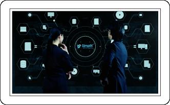 横河レンタ・リース | Simplit Manager プロモーションツール