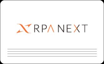 RPA NEXT | コーポレートロゴデザイン