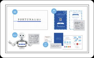 FORTUNA | イベントツール トータルクリエイティブ
